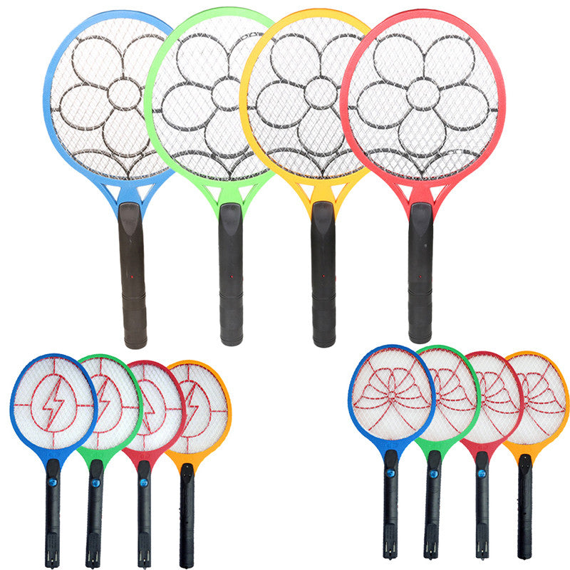 Electric Bug Zapper Swatter Racket