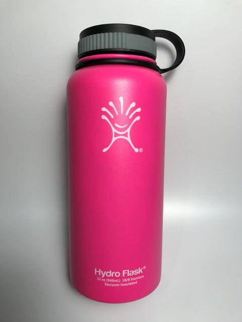 18oz/32oz/40oz Hydro Flask Insulated Stainless Steel Water Bottle
