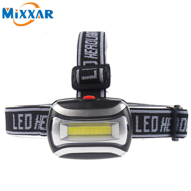 ZK15 600Lm Headlamp High Quality LED Headlight Mini Plastic Head Light Lamp Flashlight 3aaa Torch For Camping Hiking Fishing