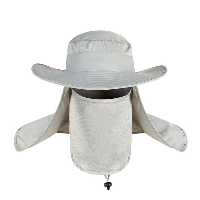 Wide Brim Hat SPF 30+