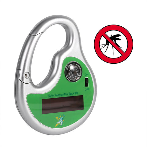 Portable Solar Mosquito Repellent Hook