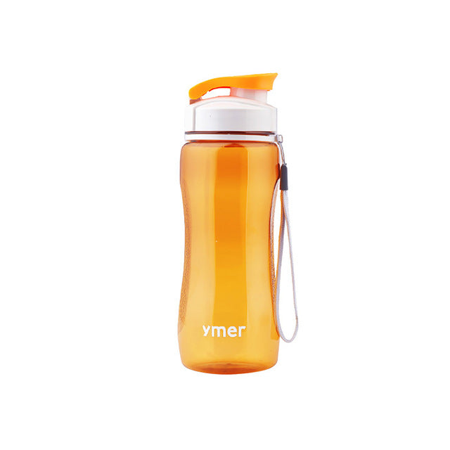 Leak-proof Portable Sports Travel Bottle