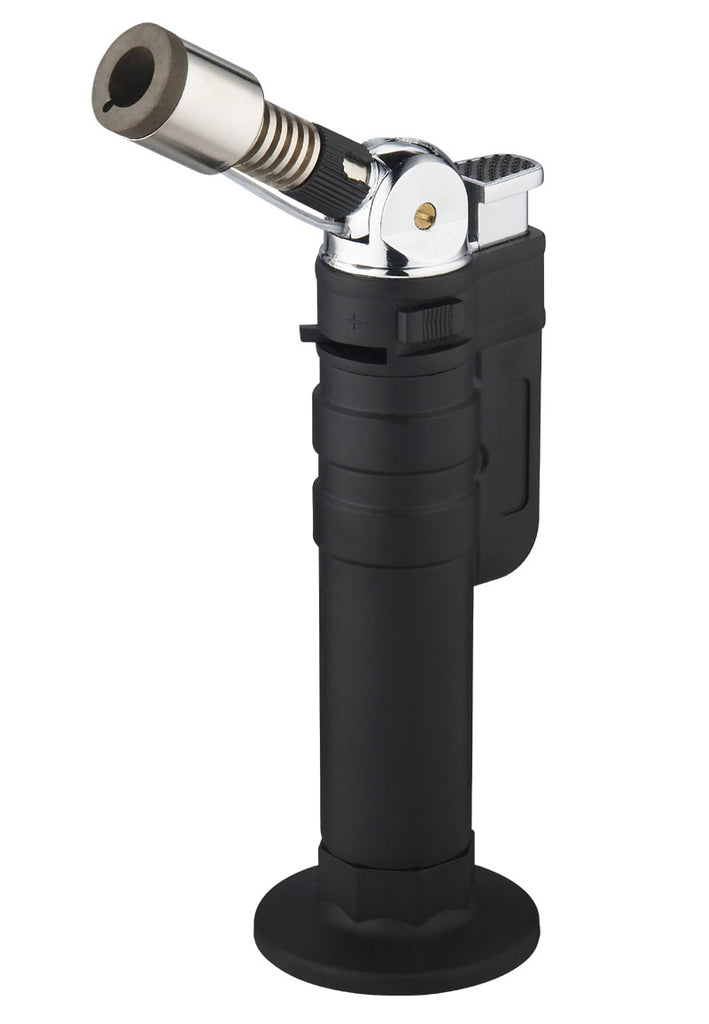 Adjustable Flame Butane Jet Torch Lighter