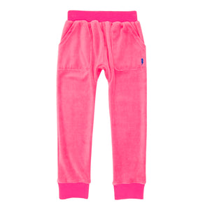 Velour Hang Out Pants Bolt Pocket