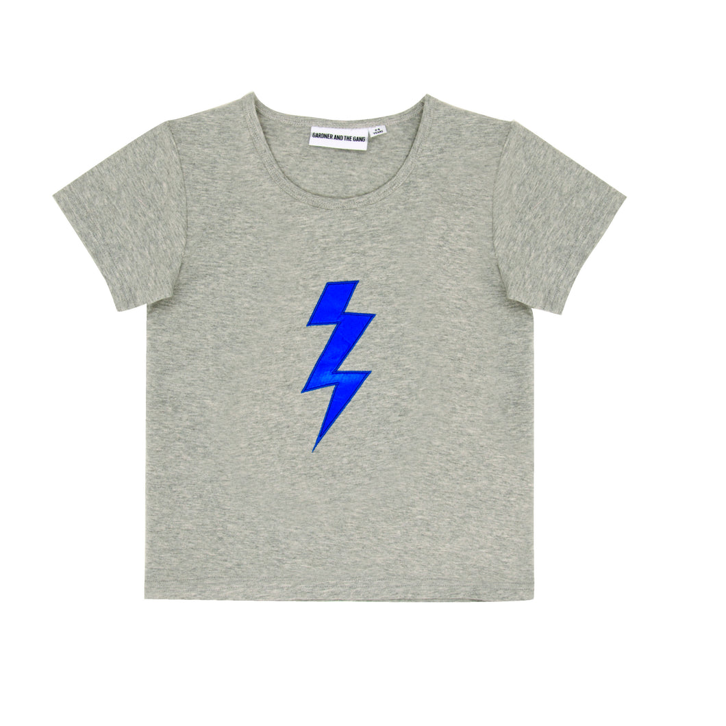 The Cool Tee Bolt Applique