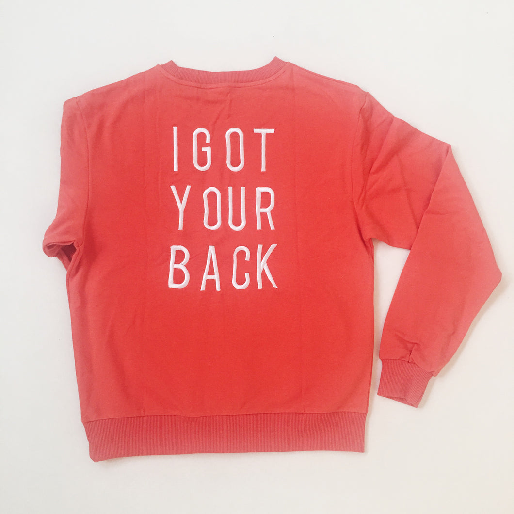 Back Sweatshirt