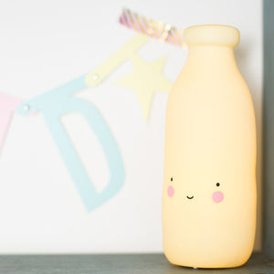 Milk Light Yellow