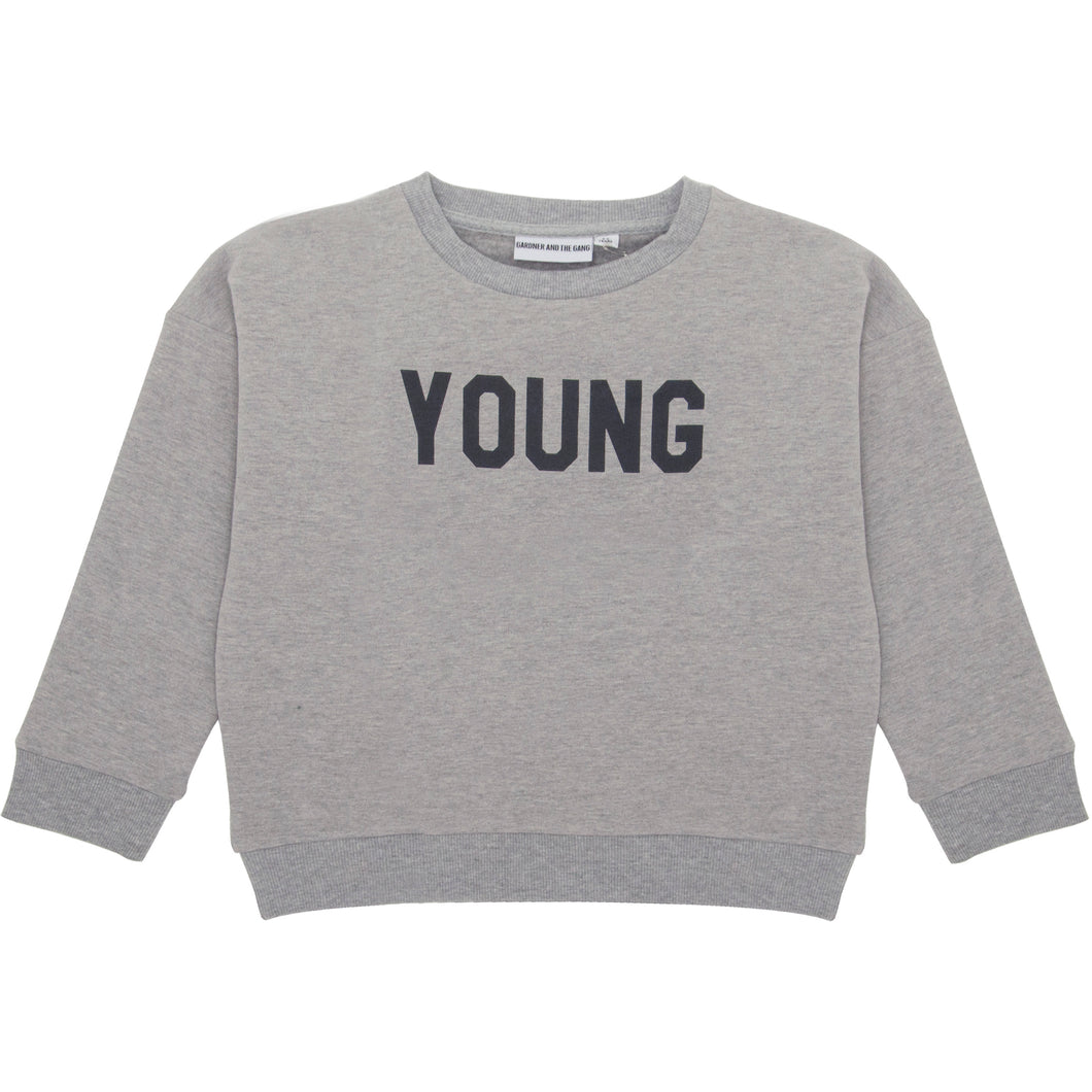 THE CLASSIC SWEAT SHIRT YOUNG/FREE