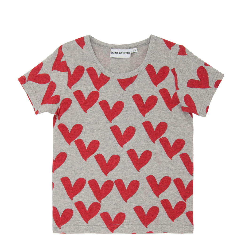 THE COOL TEE JUMBO LOVE HEART