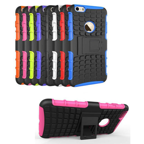 Ekstra Korumalı Heavy Duty Armor Shockproof Rubber Phone Cases Mix Colors - All Models