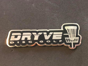 DRYVE DISC GOLF PIN