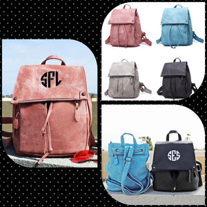 "The ""Conley"" Monogram Backpack"