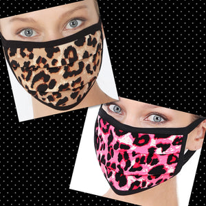 Leopard Fashion Mask