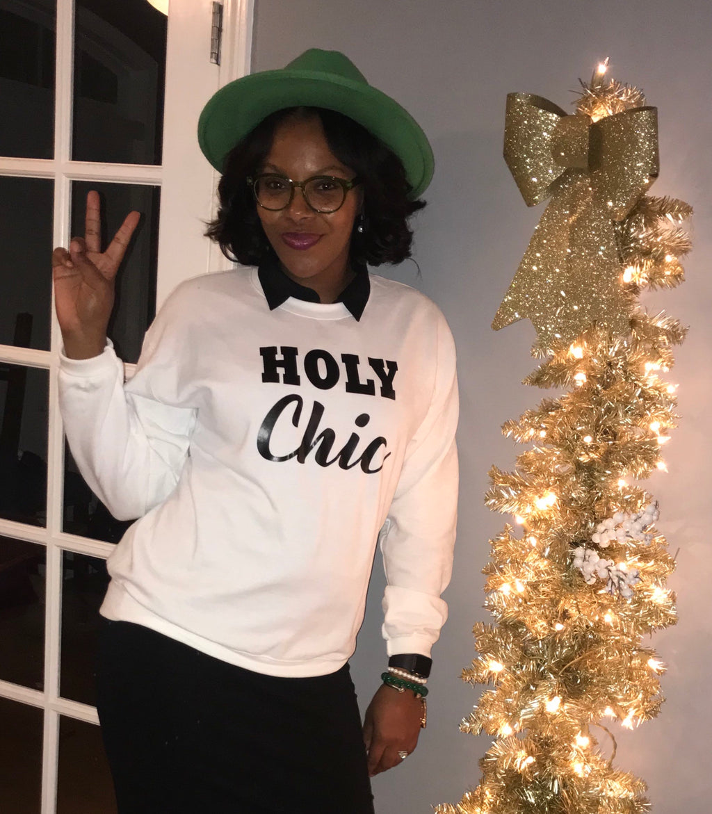 The Holy Chic Sweatshirt