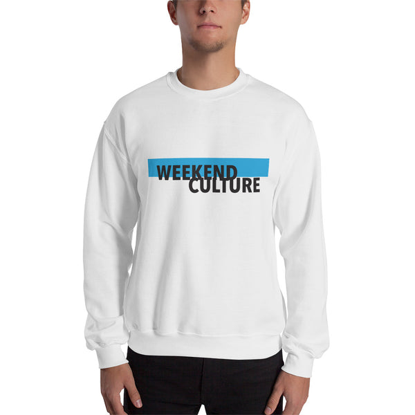 """Weekend Culture"" Sweatshirt - JockNATION"