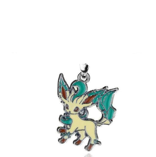 Leafeon Necklace - Gaming Raid