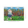 Fools And Weeds Grow Without Rain Anniversary Card For Us