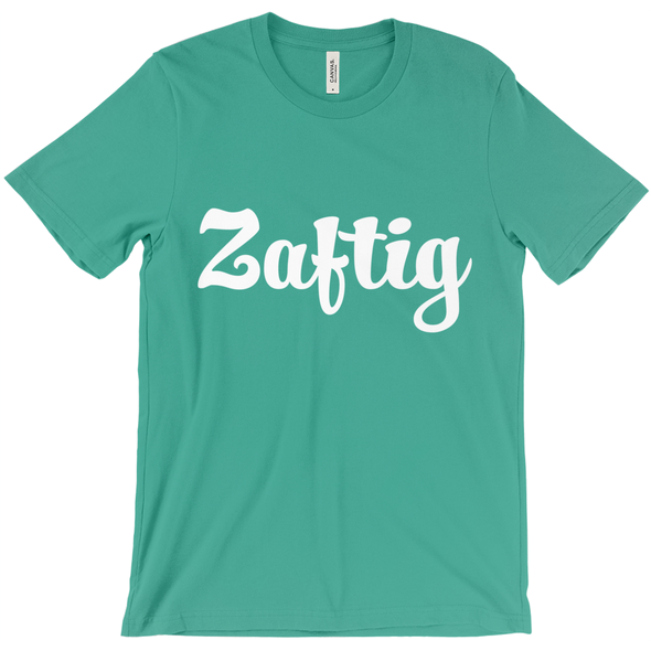Zaftig Short-Sleeve Unisex T-Shirt