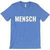 Mensch Short-Sleeve Unisex T-Shirt
