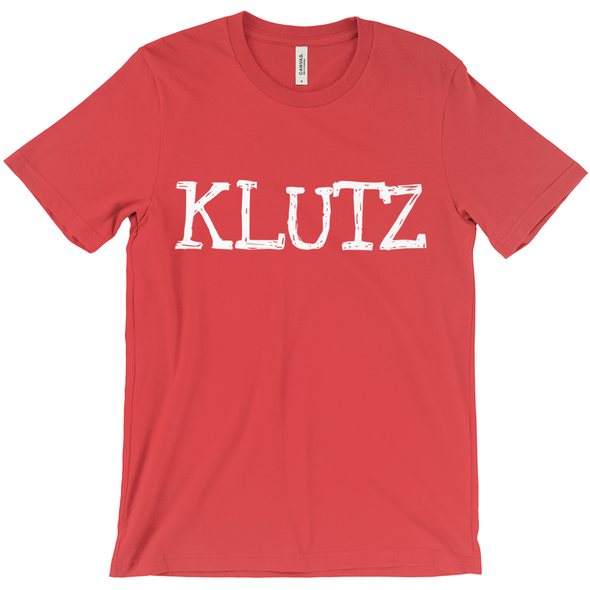 Klutz Short-Sleeve Unisex T-Shirt