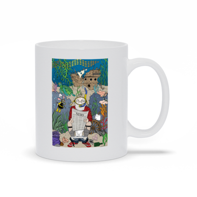 Go Sh*t In The Ocean Mug