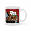 Witticisms Pour Out Of You Like Turds From A Goat Mug