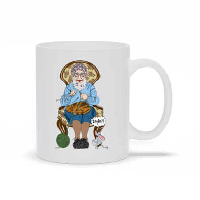 If Your Grandma Had A Beard She'd Be Your Grandpa Mug