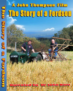 The Story of a Fordson  -- The restoration of a Fordson N