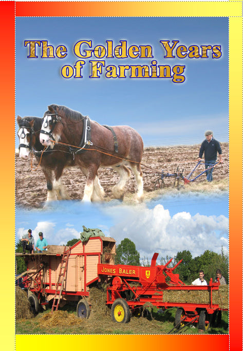 The Golden Years of Farming DVD