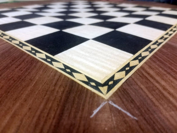 Veneer Me Crazy! - #3 Parquetry patterns and making a Chess Board