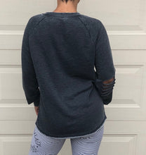 Signature French Terry Vintage Sweatshirt #1008