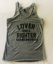 Lover + Fighter to support local community
