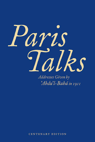 Paris Talks (hardcover)