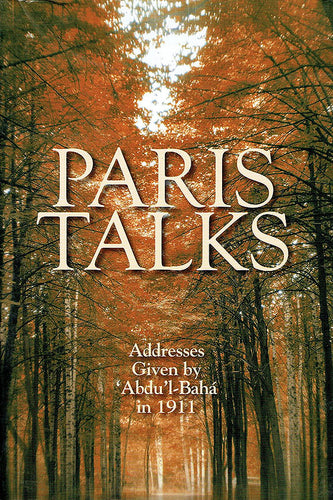 Paris Talks (softcover)