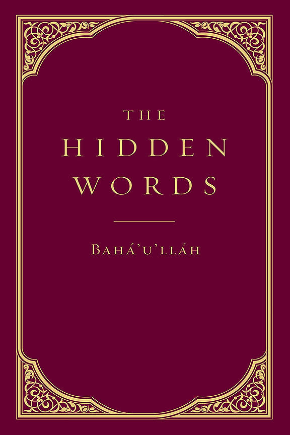 Hidden Words<br>(hardcover)