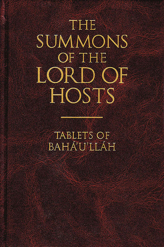 Summons of the Lord of Hosts (hardcover)