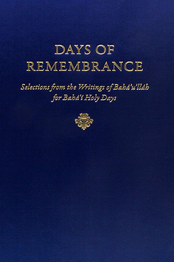 Days of Remembrance