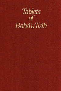 Tablets of Baha'u'llah