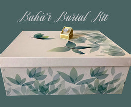 Baha'i Burial Kit