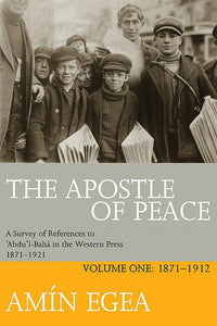 Apostle of Peace, Vol. 1