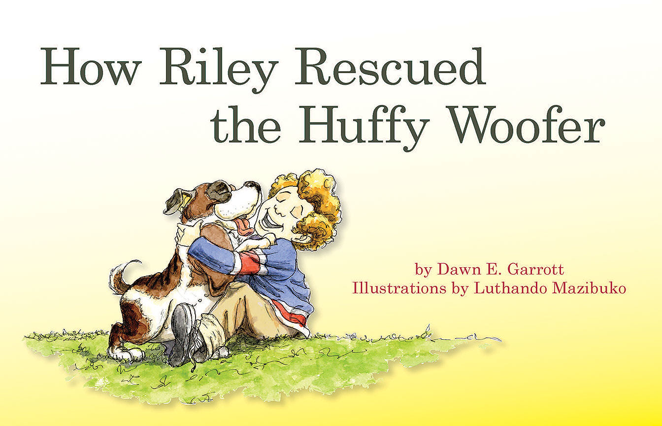 How Riley Rescued the Huffy Woofer