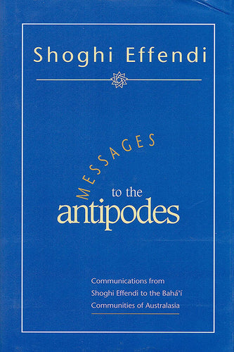 Messages to the Antipodes