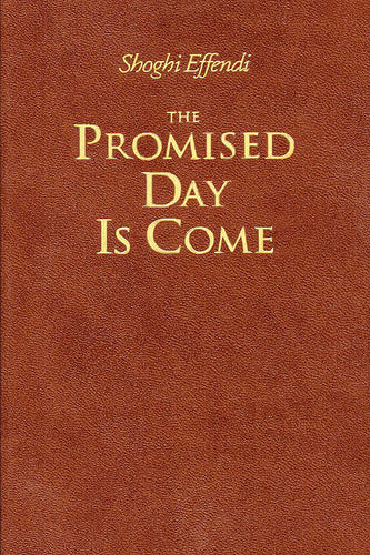 Promised Day Is Come