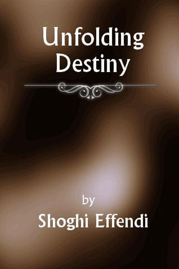 Unfolding Destiny