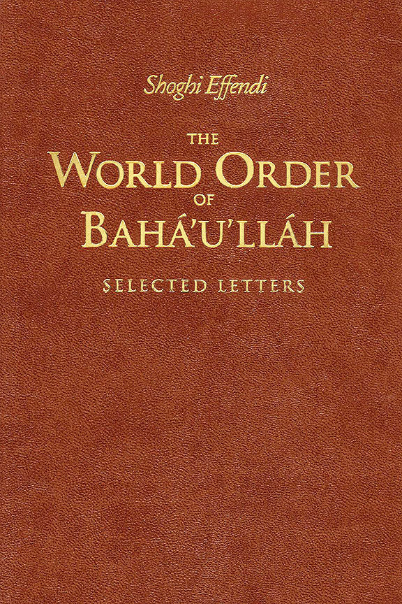 World Order of Baha'u'llah