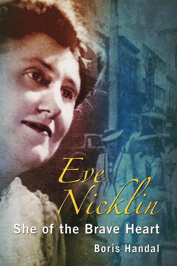 Eve Nicklin