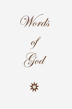 Words of God (pack)