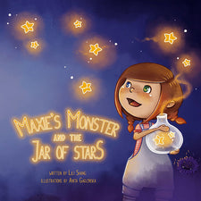Maxie's Monster<br>and the Jar of Stars