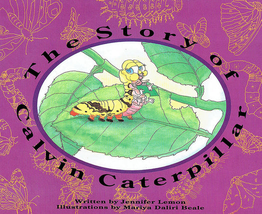 Story of Calvin Caterpillar