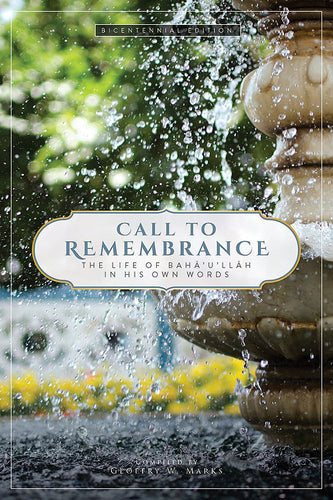 Call to Remembrance